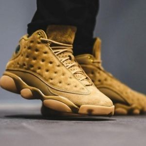 Air Jordan retro 13 wheat